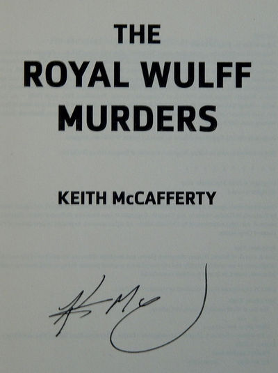 The Royal Wulff Murders, McCafferty, Keith