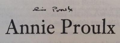 Barkskins, Proulx, Annie