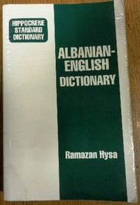 Albanian - English Dictionary. Hippocrene Standard Dictionary (Fjalor