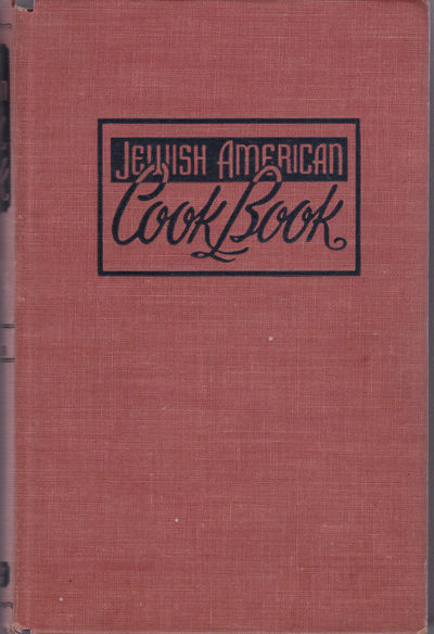 JEWISH AMERICAN COOK BOOK., Frishwasser, Regina.