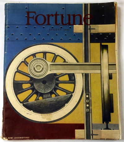 Fortune Magazine. August 1945. Volume XXXII, Number 2, Fortune Magazine. Edited By Henry R. Luce
