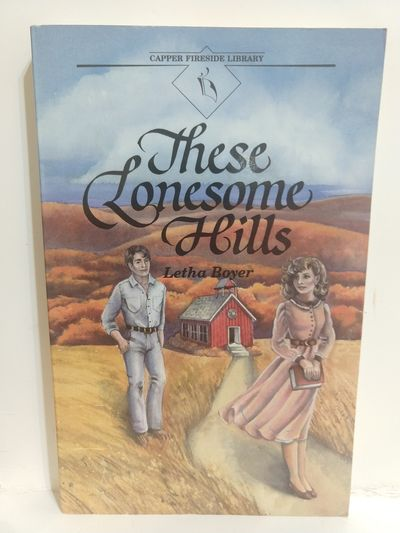 Image for These Lonesome Hills (SIGNED)