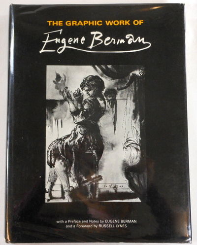 The Graphic Work of Eugene Berman, Berman, Eugene.  Foreword By Russell Lynes