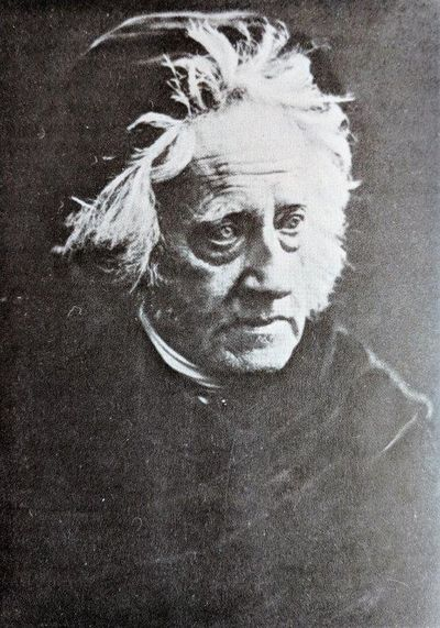 Image for The Shadow of the Telescope; A Biography of John Herschel.