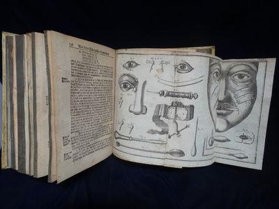 Image for Chirurgie, In welcher alles, was zur Wund-Artzney gehöret, Nach der  neuesten und besten Art gründlich abgehandelt und in vielen Kupffer-Tafeln  die neu-erfundene und dienlichste Instrumenten