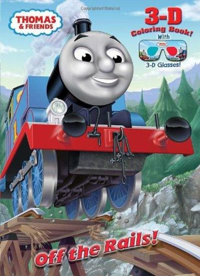 Off The Rails! (Thomas & Friends) (3-D Book)