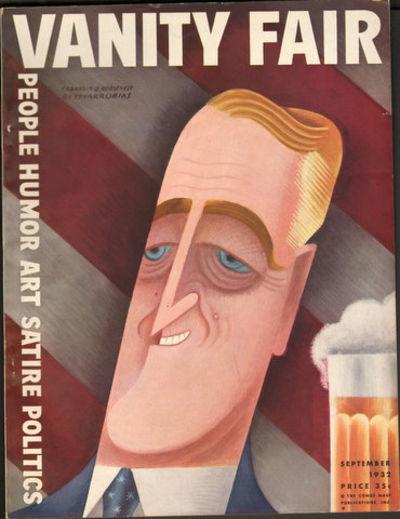 Image for Vanity Fair September 1932 Issue (Magazine)