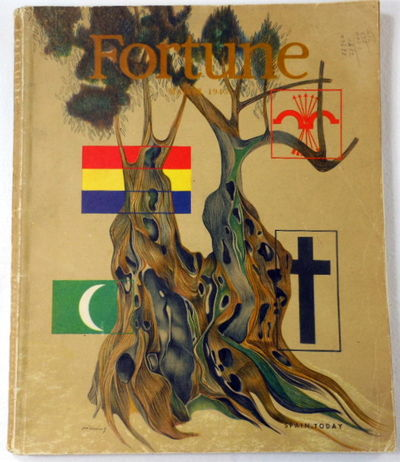 Fortune Magazine. March 1945. Volume XXXI, Number 3, Fortune Magazine. Edited By Henry R. Luce