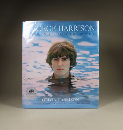 Image for George Harrison: Living In The Material World Forward by Martin Scorsese, Introduction by Paul Theroux