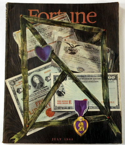 Fortune Magazine. July 1944. Volume XXX, Number 1, Fortune Magazine. Edited By Henry R. Luce