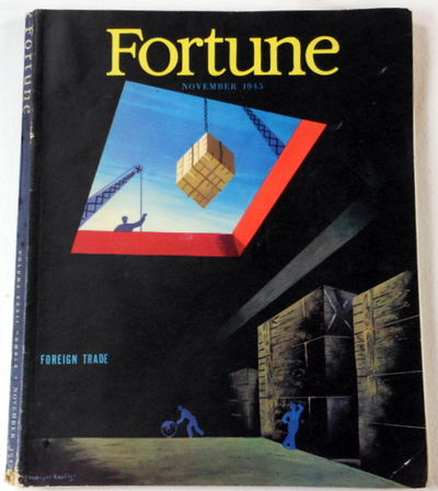 Fortune Magazine. November 1945. Volume XXXII, Number 5, Fortune Magazine. Edited By Henry R. Luce
