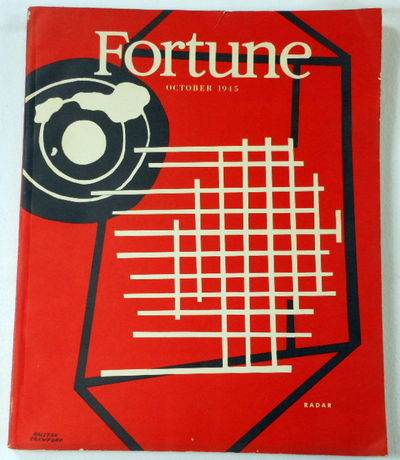 Fortune Magazine. October 1945. Volume XXXII, Number 4, Fortune Magazine. Edited By Henry R. Luce