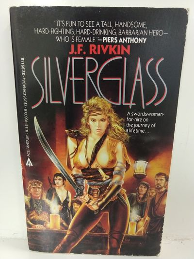 Image for Silverglass, No. 1