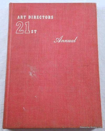 Art Directors 21st Annual - Advertising Art, Magazine Editorial Art, Advertisement Design, Art Directors Club