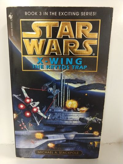 Image for Star Wars X-Wing: The Krytos Trap, Book 3