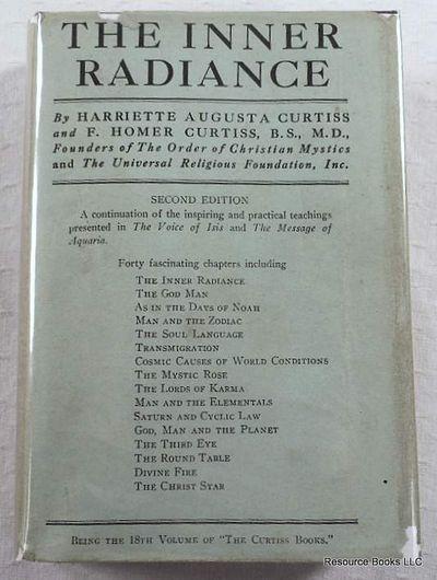 The Inner Radiance, Harriette Augusta Curtiss and F. Homer Curtiss