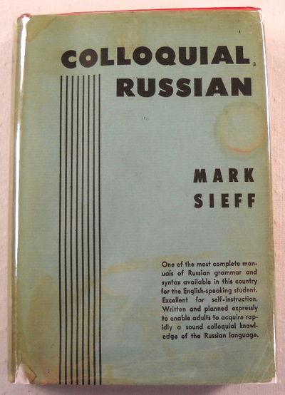 Colloquial Russian, Sieff, Mark