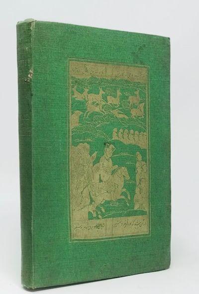 The Baz-Nama-Yi Nasiri :   a Persian Treatise on Falconry, Phillpott, Lieut.-Colonel D. C.  (trans.)