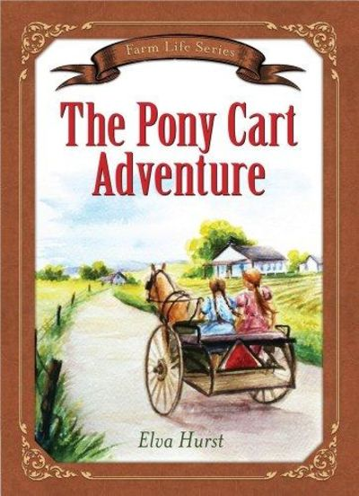 Image for The Pony Cart Adventure : A True Story