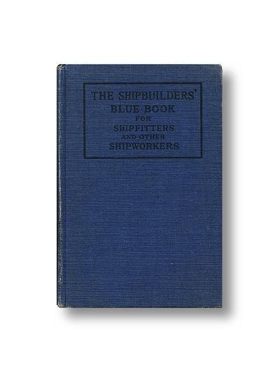 The Shipbuilders' Blue Book, Crawford, walter Kay