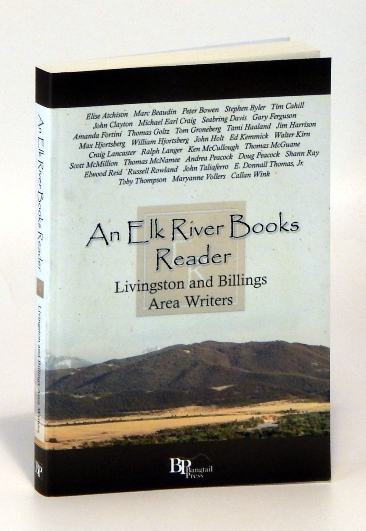 Image for An Elk River Books Reader: Livingston and Billings Area Writers