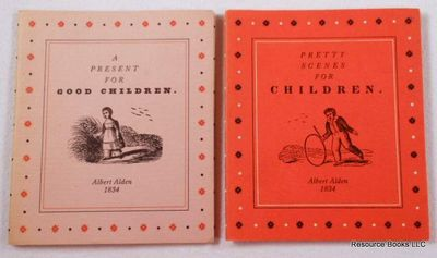 A Present for Good Children; and Pretty Scenes for Children, Alden, Robert