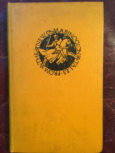 Tales From The New Mabinogion., Collins, W. J. Townsend, Editor.Illus. by Fred Richards.