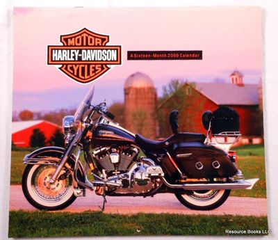 Harley-Davidson Motor Cycles: A Sixteen-Month 2000 Calendar, Harley-Davidson Motorcycles