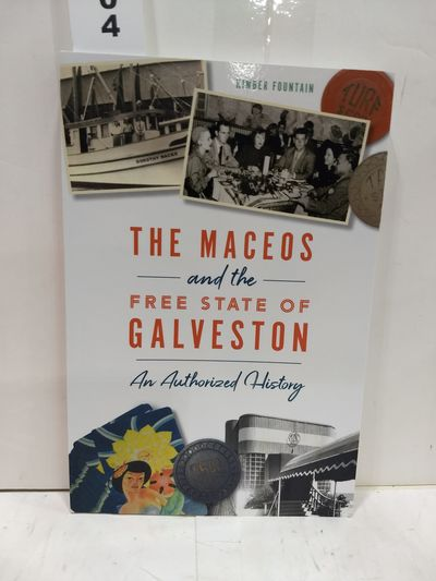 Image for The Maceos and the Free State of Galveston