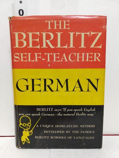 Image for The Berlitz Self-Teacher German