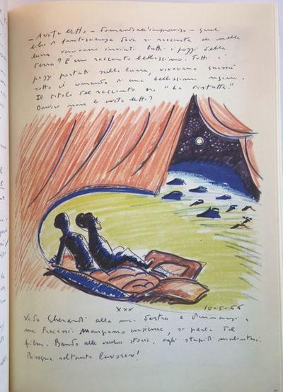 Federico Fellini: Le Livre de Mes Rêves [The Book of Dreams], Kezich, Tullio and Vittorio Boarini (eds), Federico Fellini