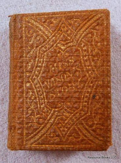 Miss Nason's Story [Miniature Book], .  Aunt Fanny
