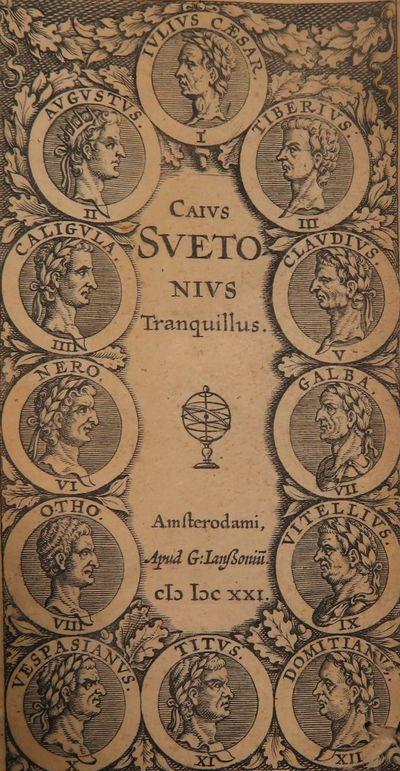 Image for Gaius Suetonius Tranquillus