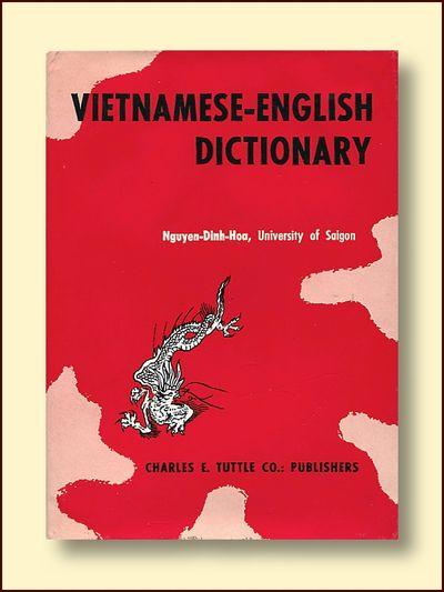Vietnamese-English Dictionary, Nguyan-Dinh-Hoa