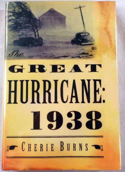 The Great Hurricane: 1938, Burns, Cherie
