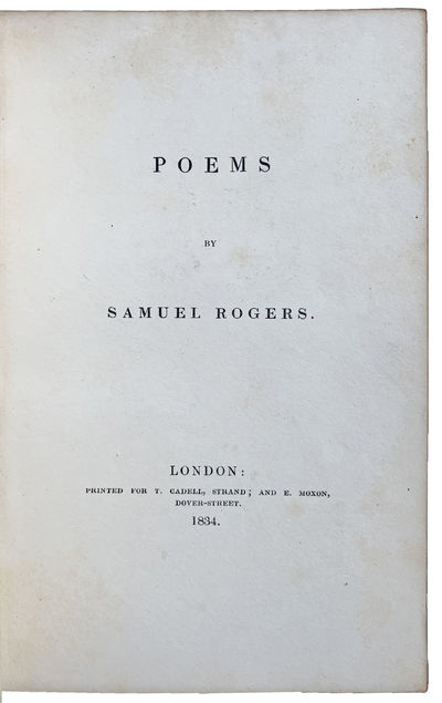 Image for Poems.