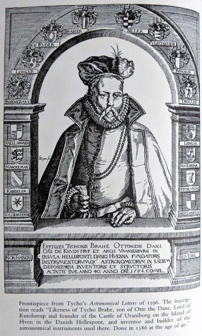 Image for The Lord of Uraniborg; a Biography of Tycho Brahe.