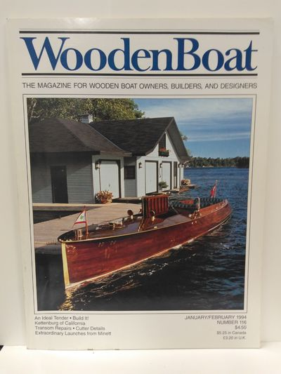 Image for Wooden Boat Magazine January February 1994 Number 116