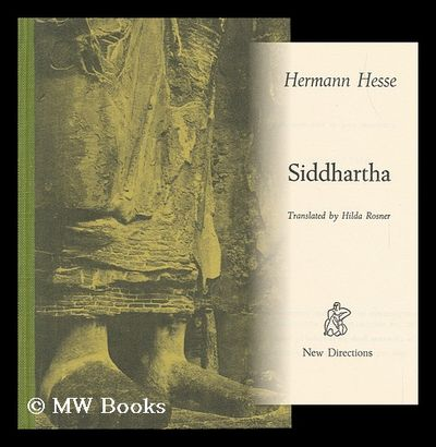 catcher and the rye and siddhartha Siddhartha essay siddhartha, by hermann hesse aligns perfectly with the genre of a bildungsroman   the catcher in the rye is not a bildungsroman liselotte.