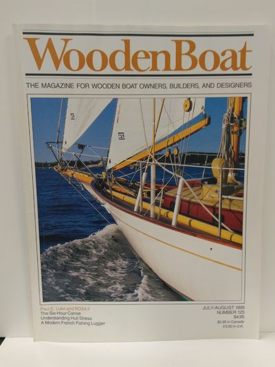Image for Wooden Boat Magazine July August 1995 Number 125