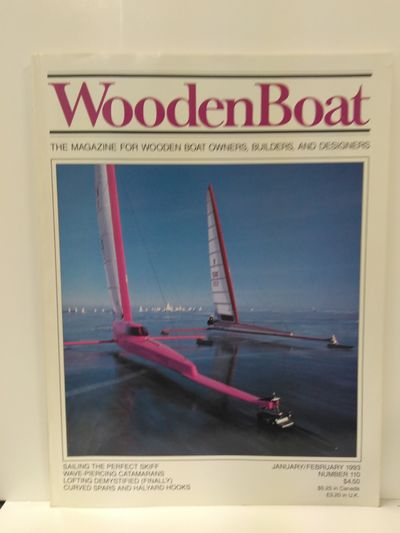 Image for Wooden Boat Magazine January February 1993 Number 110