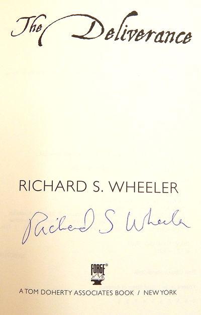 The Deliverance, Wheeler, Richard S.