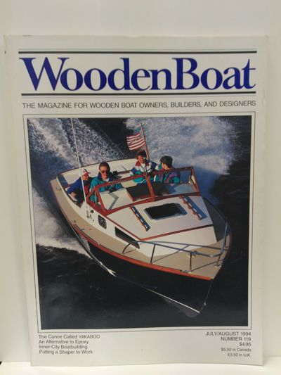 Image for Wooden Boat Magazine July August 1994 Number 119