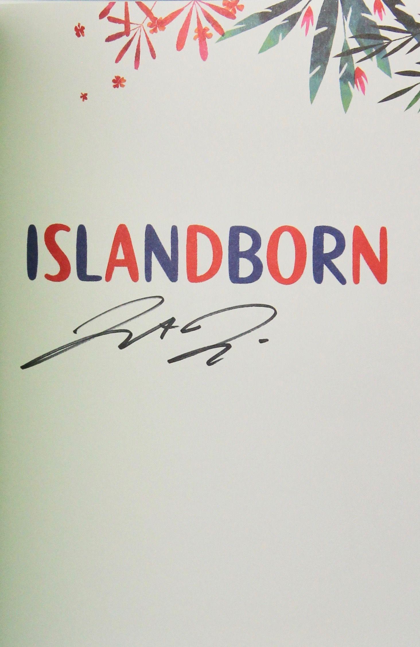 Image for Islandborn (Signed)