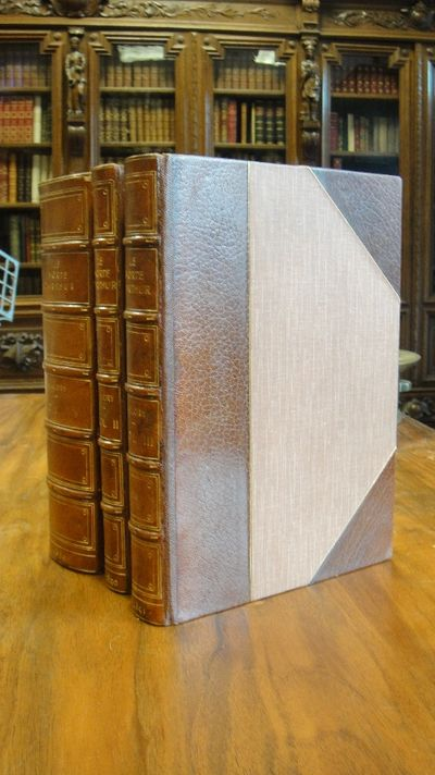 Image for Le Morte d'Arthur. The Original Edition of William Caxton. Three volumes  complete with Introduction and Studies on the Sources.