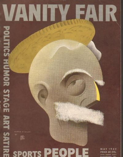 Image for Vanity Fair May 1932 Issue (Magazine)