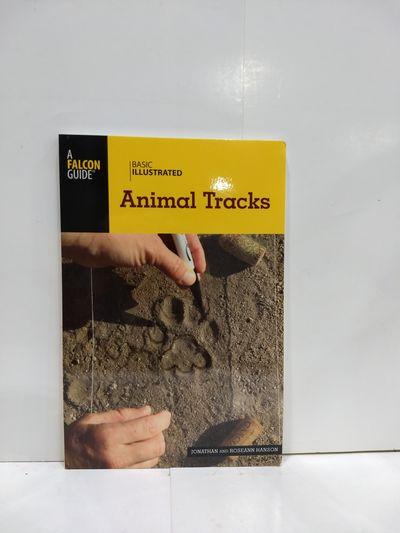 Image for Basic Illustrated Animal Tracks (Basic Illustrated Series)