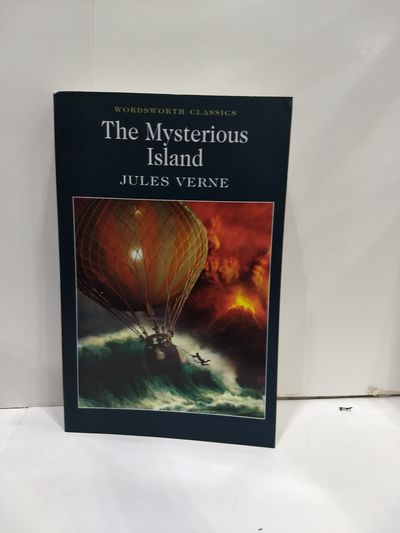 Image for The Mysterious Island (Wordsworth Classics)