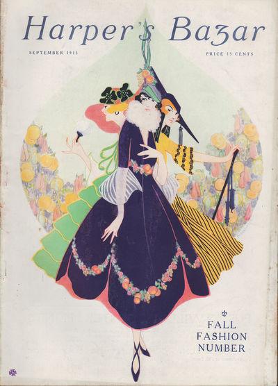 Image for Harpers Bazar (Harper's Bazaar) 1915 September  (Magazine)