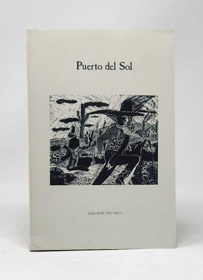 Puerta Del Sol Volume 23 No. 1